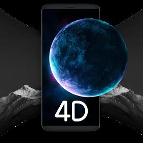 Живые Обои HD & Фоны 3D - 4D Параллакс