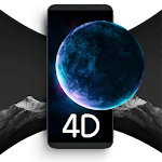 3D Live Wallpapers & 4K Backgrounds - Walloop 4D 1.8