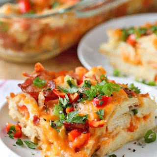 Egg Bread Breakfast Casserole Recipes.