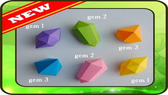 3D Origami step by step offline - náhled