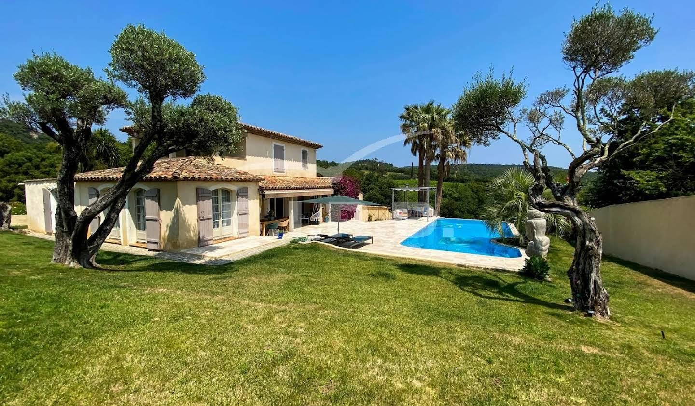 Villa avec jardin Grimaud