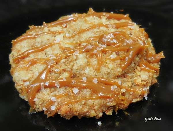Caramel Apple Nut Cookies Recipe