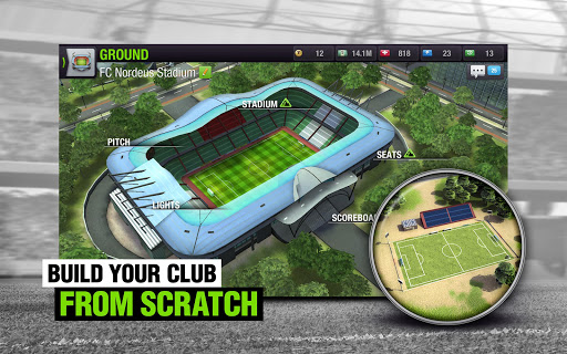 Top Eleven 2018 - Be a Football Manager  screenshots 9