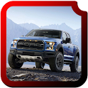 Pickup trucks HD Wallpapers icon