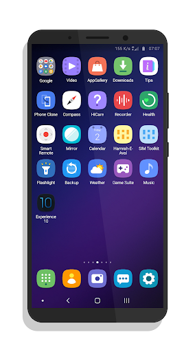 Download [Sub/EMUI] One UI Theme for EMUI 8.X/5.X MOD APK 2