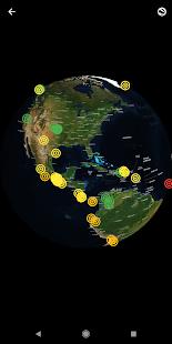 EarthQuake PRO - náhled