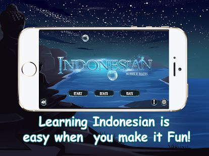 Learn Indonesian Bubble Bath- screenshot thumbnail