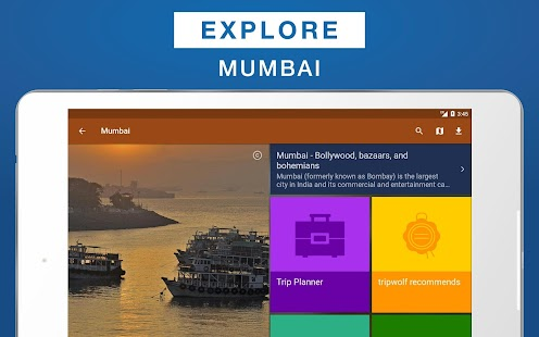 Mumbai Travel Guide- screenshot thumbnail