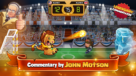 Head Ball 2 APK screenshot thumbnail 1