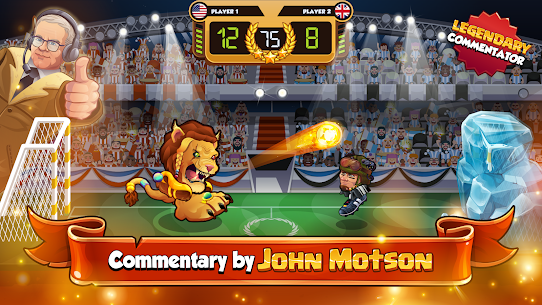 Head Ball 2 Mod 1.117 Apk [Unlimited Money] 1