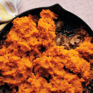 Sweet-Potato Shepherd's Pie