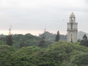 Photo: IISc Main building from a new height.