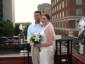 Photo: Loft at Soby's overlooking downtown Greenville  - 7/09   ~ www.WeddingWoman.net ~