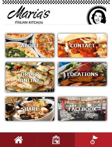 Marias Italian Kitchen