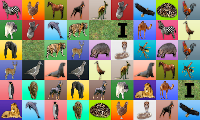 ABC Animals Game for Toddlers - screenshot
