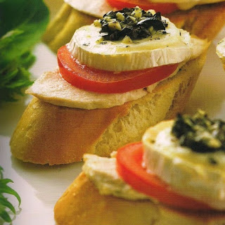 Chicken Crostini Recipes