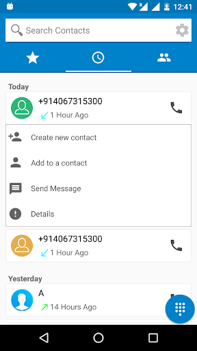 Marshmallow Dialer - Android 6