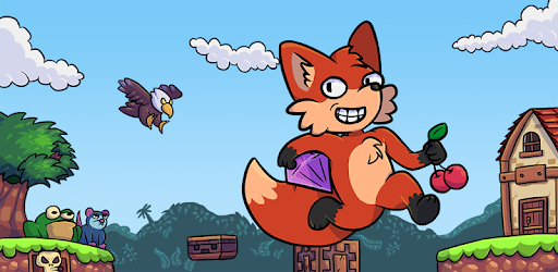 FoxyLand | Premium Spel för Android screenshot