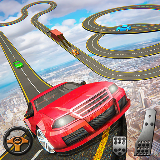 Impossible Tracks Car Mountain Climb Stunts Racing