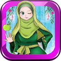 Dress Up Girls hijab icon
