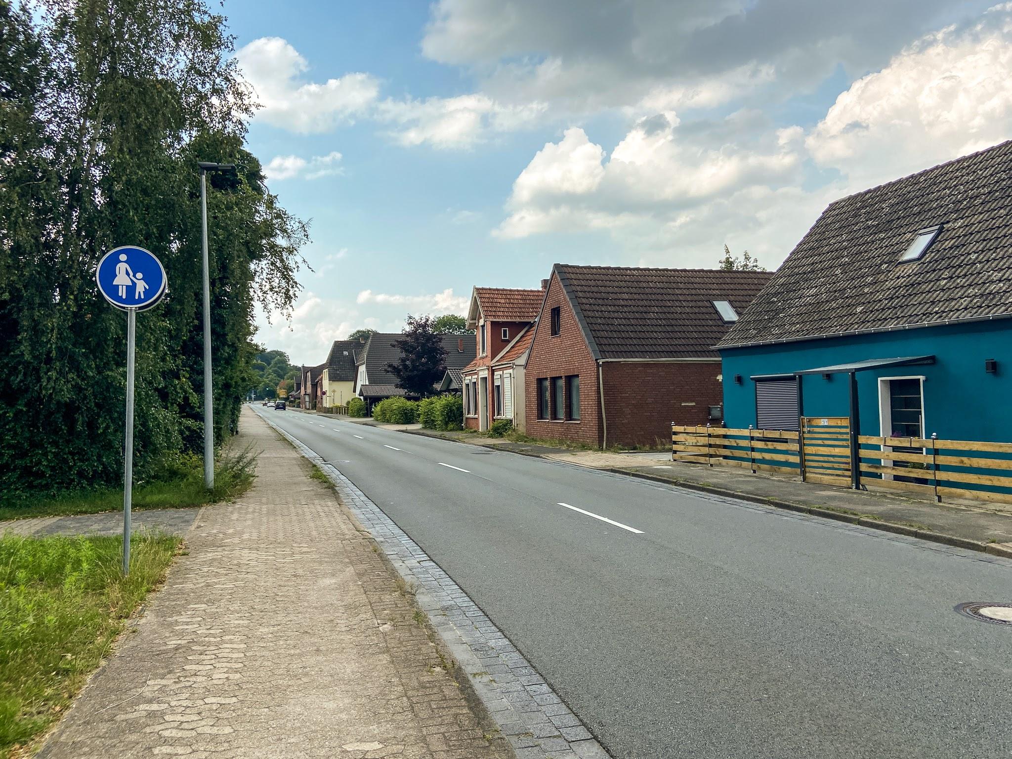 Radweg Osterholz-Scharmbeck