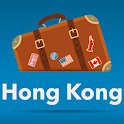 Hong Kong offline map icon