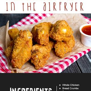How To Make KFC Chicken In The Airfryer.