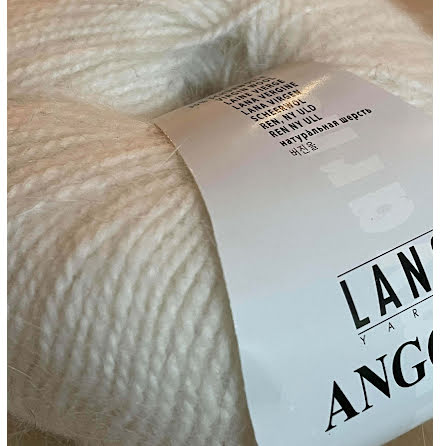 Lang - Angora vit 94