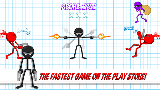 Gun Fu: Stickman 2 1.19.0 screenshots 1