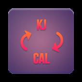 kJ to Calorie Converter