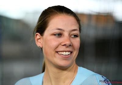 Elisa Balsamo wint Europese titel bij de vrouwen beloften, mooie zevende plaats voor Shari Bossuyt