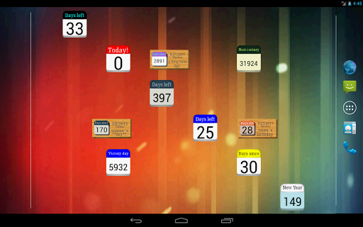Days Left (countdown timer) screenshot 6
