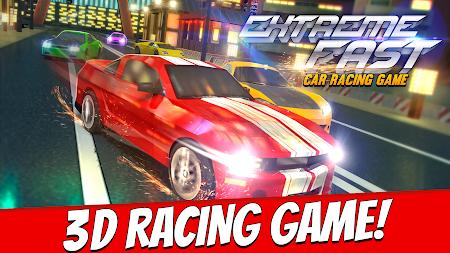 Extreme Fast Car Racing Game 1.6.1 screenshot 480524