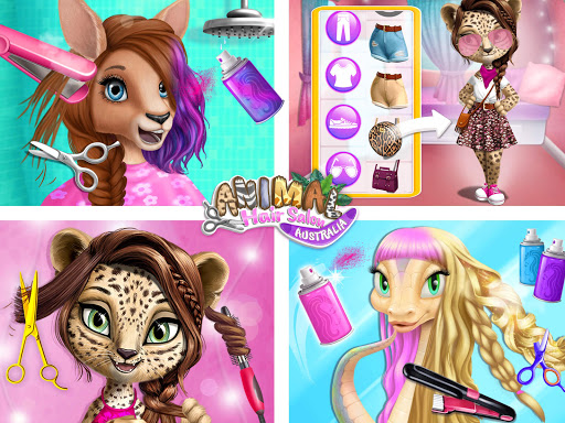 Animal Hair Salon Australia - Beauty & Fashion - screenshot