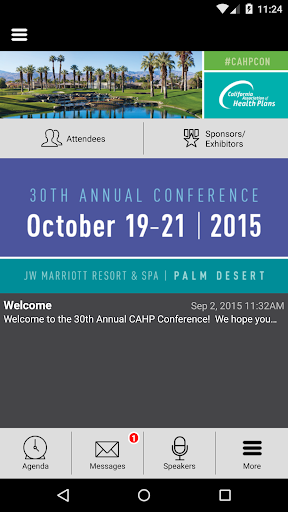 30th Annual CAHP Conference