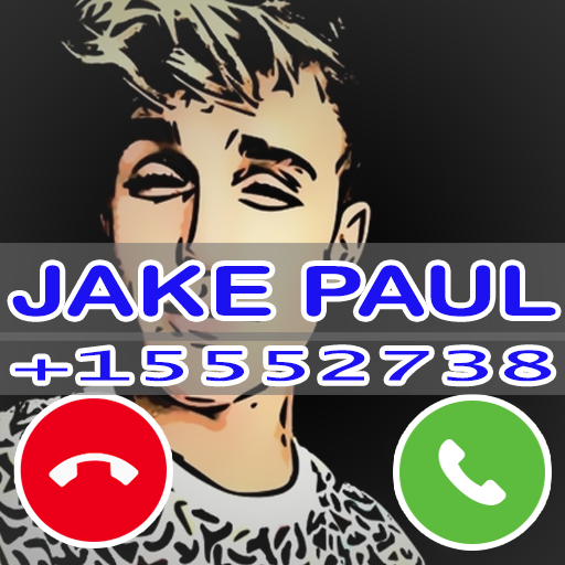 Fake Jake Paul Call Prank Simulation