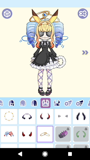 Magical Girl Dress Up: Magical Monster Avatar image | 11