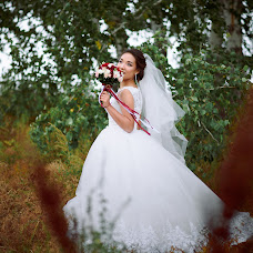 Wedding photographer Vladimir Vershinin (fatlens). Photo of 27.09.2017