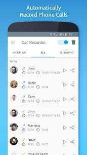 Call Recorder – Automatic Mod 1.1.205 Apk [Premium] 1