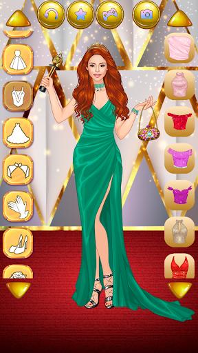 Actress Dress Up - Fashion Celebrity apktram screenshots 23