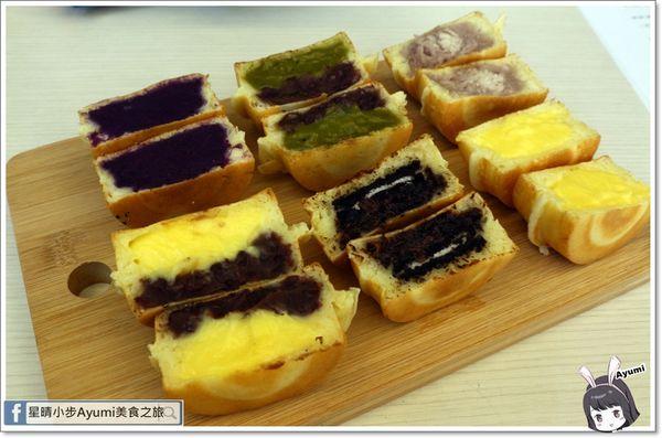 台南東區下午點心時光最佳的選擇-舊識紅豆餅崇德店