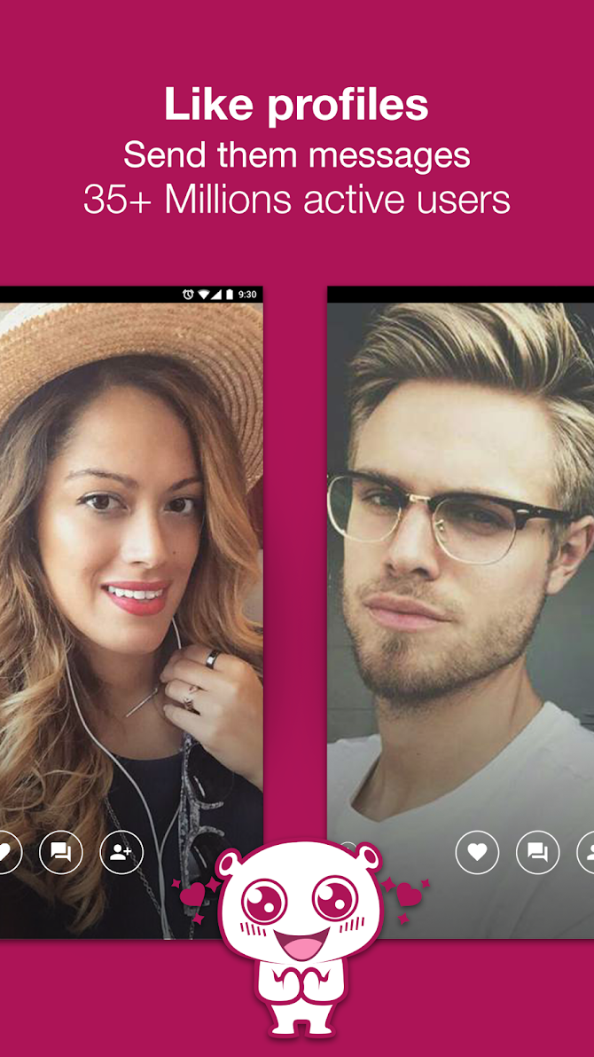 Waplog - Free Chat, Dating App, Meet Singles Android 7