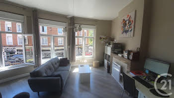 Appartement 2 pièces 49,65 m2