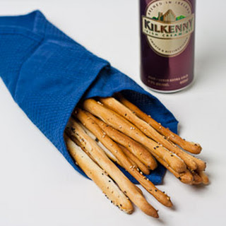 Grissini (Bread Sticks).