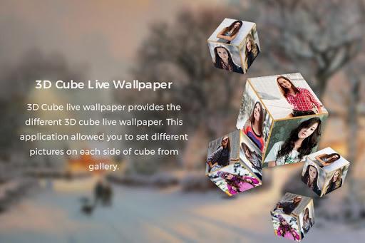 3d Cube Live Wallpaper Revenue Download Estimates Google Play