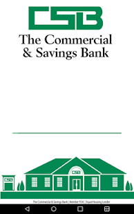 The Commercial & Savings Bank- screenshot thumbnail