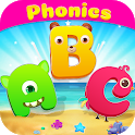 Phonics Learning - Kids Game icon