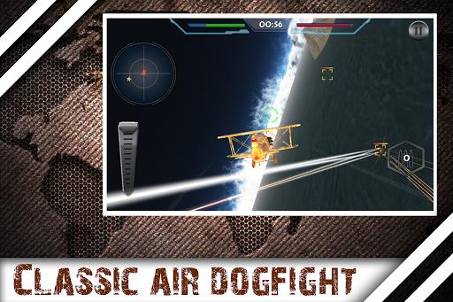 第二次世界大戦ドッグファイトエアバトルパイロット