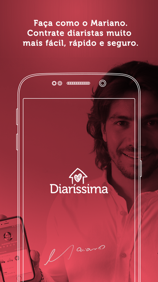 Diaríssima- screenshot