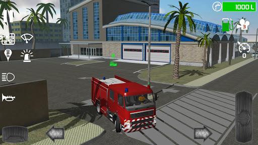 Fire Engine Simulator 1.1 screenshots 7